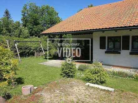 Nur für 3 Jahre - Freistehendes Wohnhaus in Waldseenähe