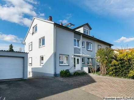 Attraktive 3-Zimmer-Wohnung mit Balkon in ruhiger Wohnlage von Weingarten