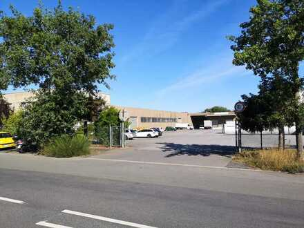 Lagerhalle im Gewerbegebiet Mansfeld in Bo-Langendreer !