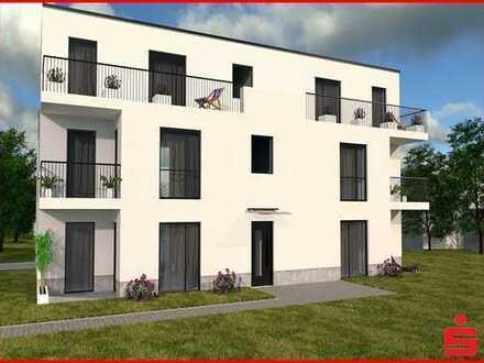 Neubau von 5 Eigentumswohnungen und Tiefgarage