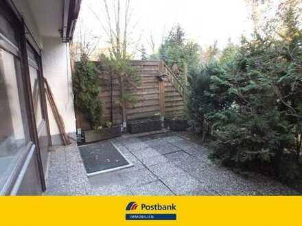 Bezugsfreie Maisonette-Wohnung - EG / Souterrain - mit Terrasse, ruhig gelegen, unweit Tegeler Forst