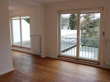 Schwachhausen Bürgerpark: attraktive 3 Zimmer Wohnung mit Terrasse