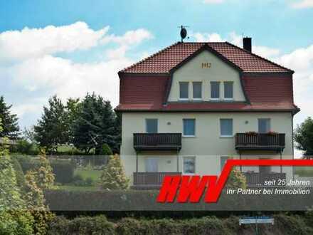 Gemütliche Wohnung mit Balkon in grüner Randlage