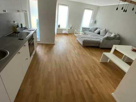 Ruhige 3,5-Zimmer-Wohnung mit Terrasse in der Wik