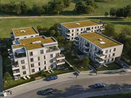 Wohnen mit Burgblick: komfortable 2-Zi-Wo in Lörrach - WE321