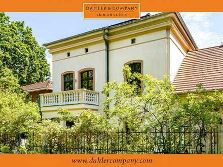 Lovingly renovated villa in a top location in the Nauener Vorstadt