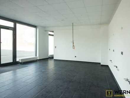 3D-Immobilienkino:*Moderne Gewerbeeinheit im Heilbronner Zentrum*