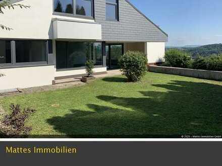 Villa mit tollem Panoramablick über das gesamte Neckartal