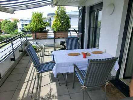 Gemütliche Penthousewohnung in Frankfurt-Riedberg