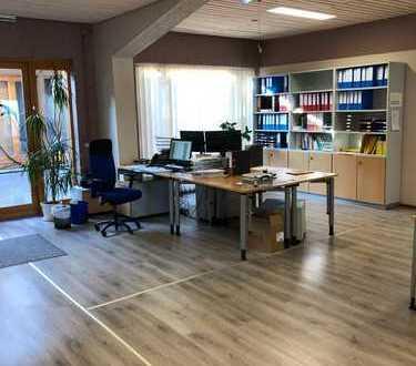 Geräumige Büroräume in einem Industriegebiet