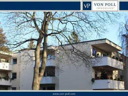 Gemütliches Wohnen mit Balkon in schöner Lage
