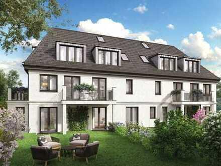 Design & Flair am Perlacher Forst! Stilvolle 2-Zimmer-Wohnung mit Süd-Ost-Ausrichtung