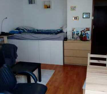 Exklusive 1-Zimmer-Wohnung mit Balkon und EBK in Neuenheim