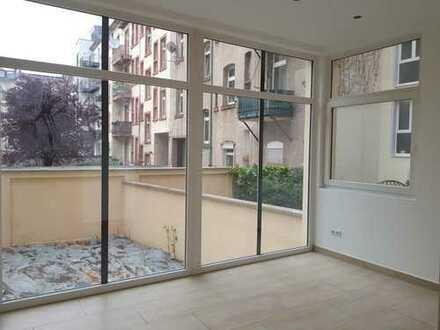 Helle, moderne 3-Zimmer-Wohnung direkt an der EZB
