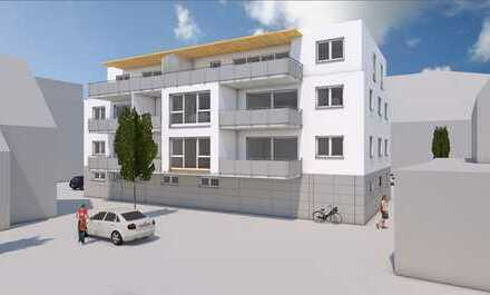Zentrumsnah und modern - praktische Neubauwohnung in Albstadt-Tailfingen