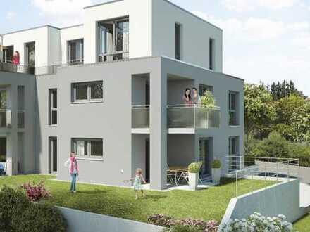 Leonberg, 4 Zi.- Wohnung ideal für Familien mit einer Garten Oase für Freude am Wohnen
