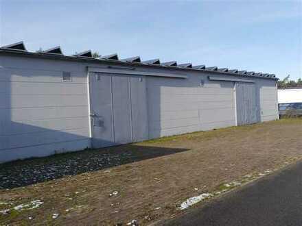 Vielseitig verwendbare Lagerhalle mit direkter Anbindung an die Bundesstraße 61