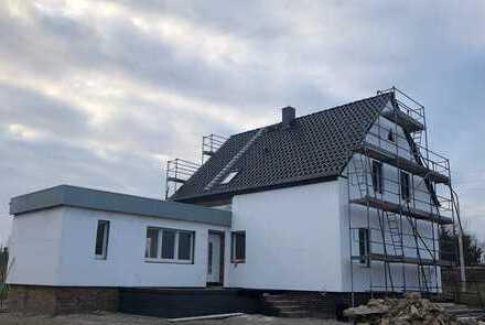 Freistehendes Einfamilienhaus mit Doppelgarage im idyllischen Werchow zu vermieten