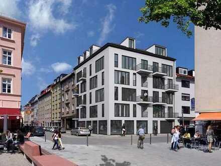 Urbanes Wohlfühlwohnen im Herzen Münchens - City-Apartment mit traumhafter Loggia