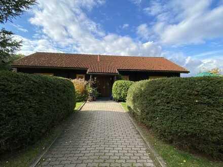 Holzhaus im Havelland - Wohnen im Grünen