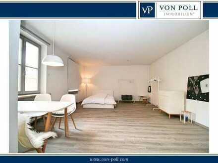 FÜR SELBSTÄNDIGE! Traumhaftes Büro in der Innenstadt! Appartement mit Dusche/WC und Küche