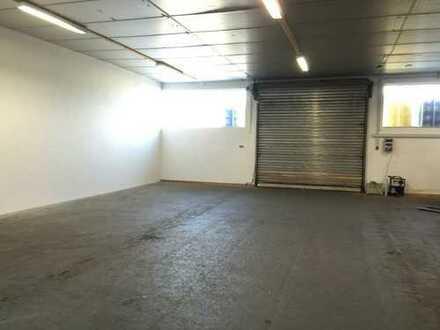 Halle, 173 m² Nutzfläche, Lagerhalle, für Oldtimer, LKW, Land- und Baumaschinen, 383 m² Grundstück