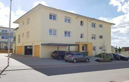 Neuwertige und helle 3-Zimmer-Wohnung mit Balkon und EBK in Öhringen