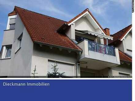 -Ergste- Modernisierte Maisonettewohnung im Dachgeschoss mit schnuckeligem Balkon