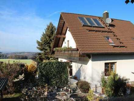 Das GLÜCK hat ein ZUHAUSE- herrlich gelegenes, großzügiges- MASSIV-EFH Bj. 94, SOLAR Garage& Carport