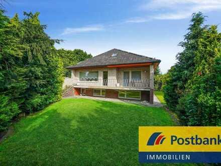 Großes Einfamilienhaus mit Einliegerwohnung und Ausbaupotential in bester Sackgassenlage