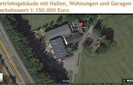 Betriebs- & Wohngebäude - Verkehrswert 1.15 Mio