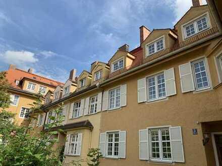 Denkmalschutz - Neu ausgebaute Dachgeschosswohnungen