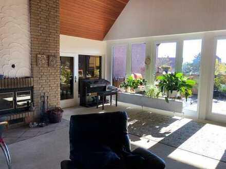 140 m² Penthousewohnung mit ca. 60 m² Ausbaureserve und traumhaften Ausblicken!