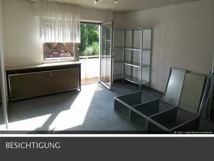 Helle Wohnung mit Grünblick am Fuße des Abteiberges mit Einbauküche