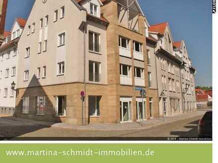 schöne Maisonette-Eigentumswohnung mit Loggia in der Altstadt