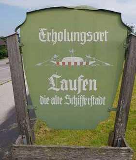 Direkt am Ortsrand von Laufen, Landwirtschaftliche Wiese, Freizeitgrundstück ca. 2928m2 zu verkaufen