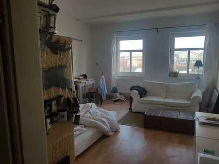WG Zimmer, direkt an der Elbe, Dresden Neustadt