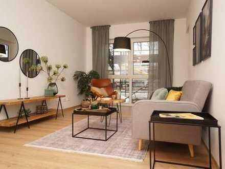 TO HUUS, Tostedt - Exclusive 2 Zimmer Erdgeschosswohnung mit Terrasse