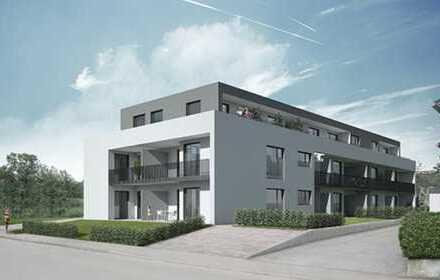 Erstbezug: schöne 2-Zimmer-Wohnung mit EBK und Terrasse in Gerstetten