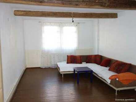Stilvolle 4-Zimmer Maisonettewohnung ab sofort in Büdingens Vorstadt zu vermieten