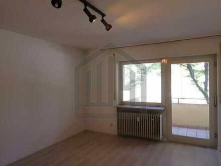 Helle 1-Zimmer-Wohnung mit Balkon in bester Lage von Karlsruhe