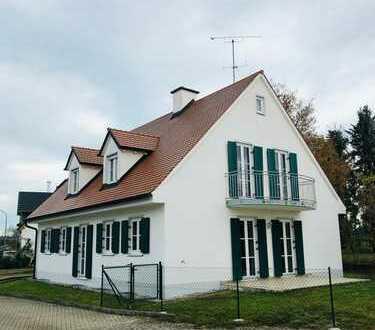Freistehendes EFH mit sechs Zimmern und Garten in Röhrmoos nähe S2