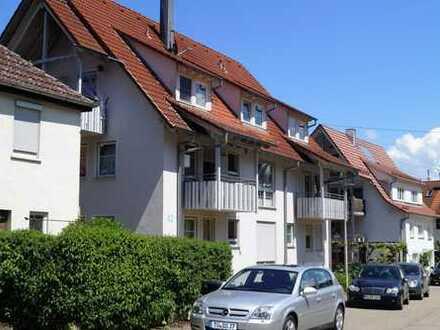 Helle, idyllische 1 Zimmer Wohnung mit Balkon und Tiefgarage