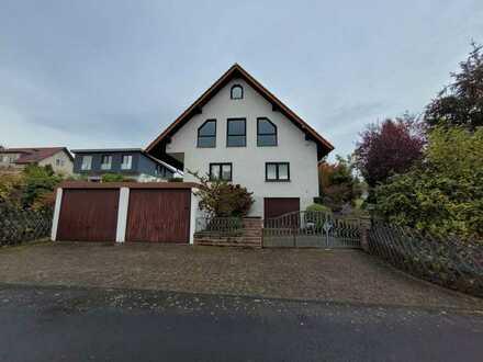 Modernisierte 5-Zimmer-EG-Wohnung mit Terasse in Butzbach-Maibach