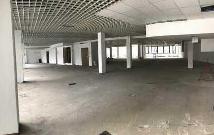 Tolle Büroflächen mit großzügiger Terrasse in Bochum City ! Mitgestaltung möglich!