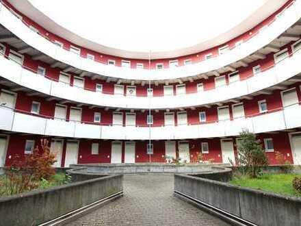 Perfekt für Studenten! Attraktives 1-Zi.-Apartment mit Balkon zentral in Freiburg-Stühlinger!