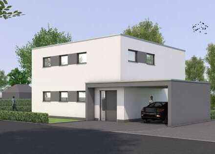 Neubau-EFH in ruhiger Lage von Oerlinghausen/Helpup