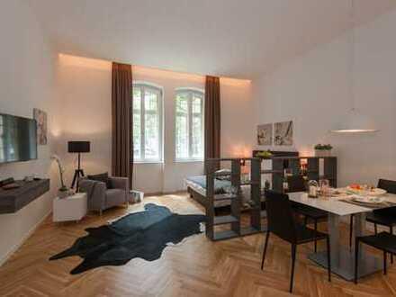 Möbliertes Apartment mit Aufzug in München - Schwabing-West