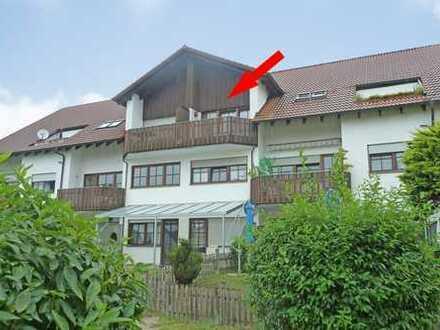 2-Zimmer-Dachgeschosswohnung in Neustadt/Do.-Süd