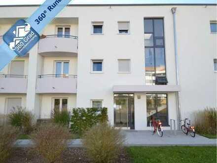 Sehr exklusive 3-Zimmer-Gartenwohnung in ruhiger Wohnlage in München-Untersendling